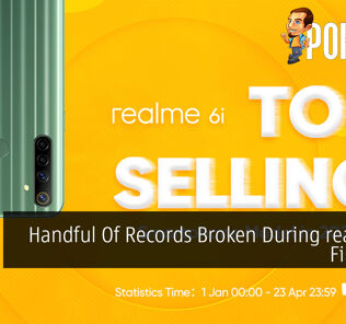 Handful Of Records Broken During realme 6i First Sale 22