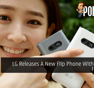 LG Releases A New Flip Phone With The LG Folder 2 25