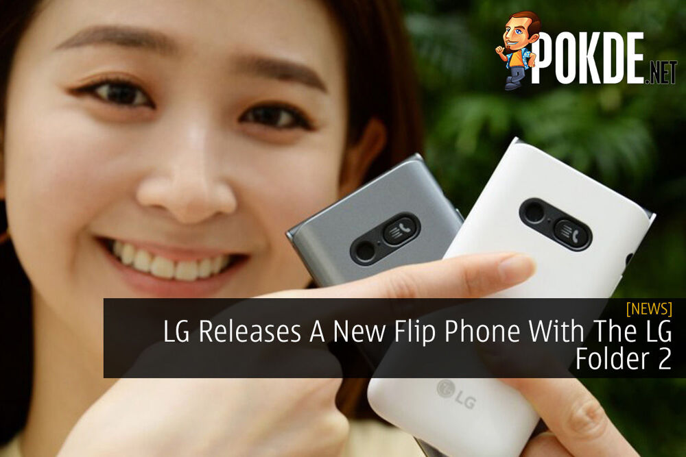 LG Releases A New Flip Phone With The LG Folder 2 21
