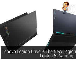 Lenovo Legion Unveils The New Legion 7i And Legion 5i Gaming Laptops 24