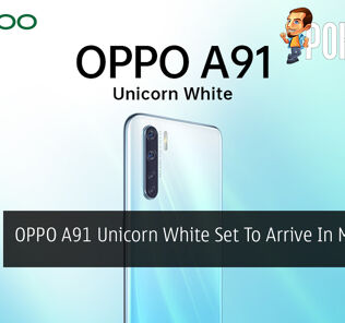 OPPO A91 Unicorn White Set To Arrive In Malaysia 26