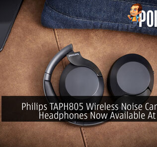 Philips TAPH805 Wireless Noise Cancelling Headphones Now Available At RM999 27