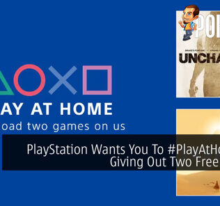 PlayStation Wants You To #PlayAtHome By Giving Out Two Free Games 26