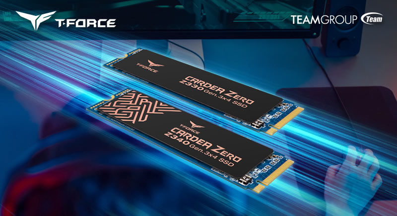 TEAMGROUP T-FORCE CARDEA ZERO Z330 and Z340 M.2 SSDs announced 21