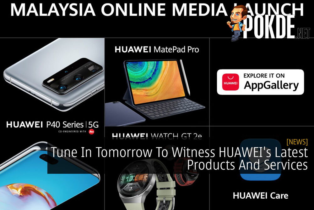 Tune In Tomorrow To Witness HUAWEI's Latest Products And Services 22