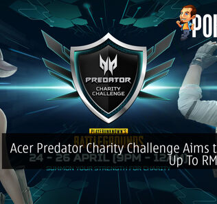 Acer Predator Charity Challenge Aims to Raise Up To RM15,000 for the Underprivileged During MCO