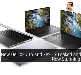 New Dell XPS 15 and XPS 17 Leaked and Shows New Stunning Design