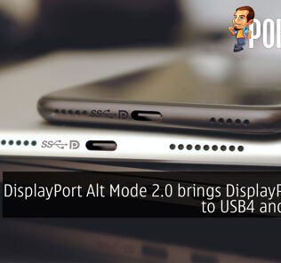 DisplayPort Alt Mode 2.0 brings DisplayPort 2.0 to USB4 and USB-C devices 23