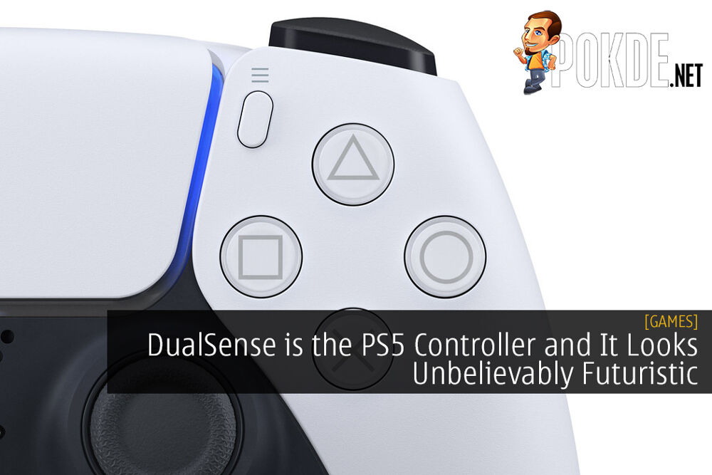 DualSense is the PS5 Controller and It Looks Unbelievably Futuristic 22