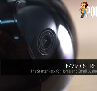 EZVIZ C6T RF Edition Review — The Starter Pack for Home and Small Business Security 32