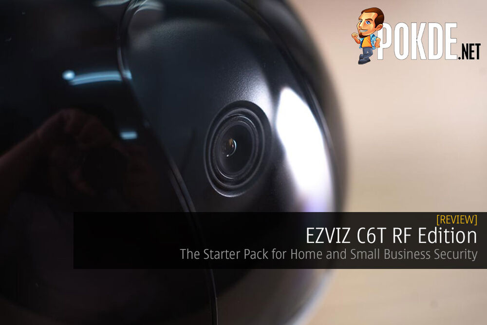 EZVIZ C6T RF Edition Review — The Starter Pack for Home and Small Business Security 19