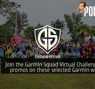 Join the Garmin Squad Virtual Challenge with promos on these selected Garmin watches! 29
