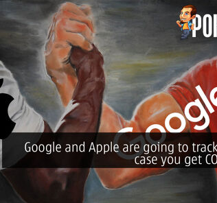 Google and Apple are going to track you in case you get COVID-19 55