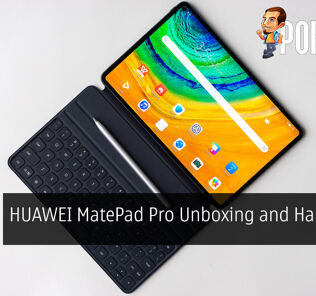 HUAWEI MatePad Pro Unboxing and Hands-On 24