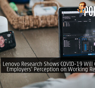 Lenovo Research Shows COVID-19 Pandemic Will Change Employers' Perception on Working Remotely 20