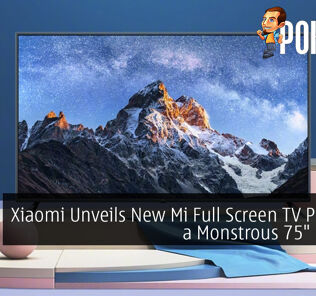 "Xiaomi Unveils New Mi Full Screen TV Pro with a Monstrous 75"" Display"