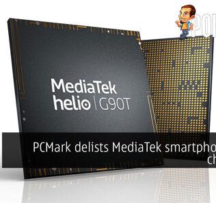 PCMark delists MediaTek smartphones for cheating 39