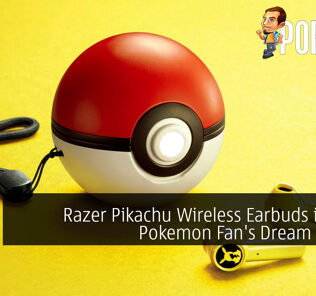 Razer Pikachu Wireless Earbuds is Every Pokemon Fan's Dream Gadget