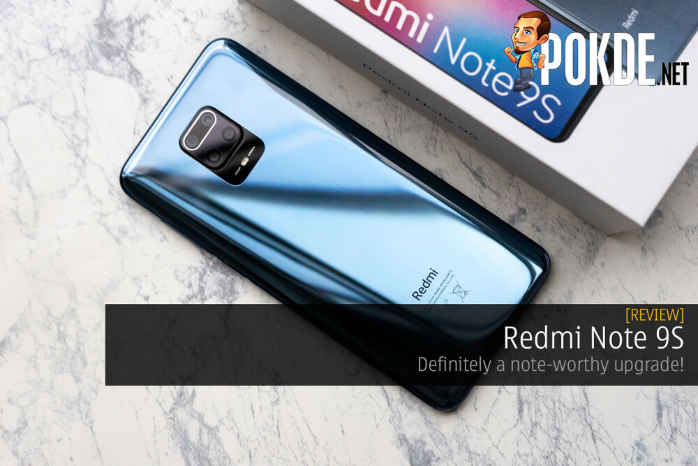 Redmi Note 9S Review — definitely a note-worthy upgrade! 27