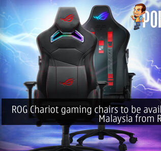 ROG Chariot gaming chairs to be available in Malaysia from RM1888 30