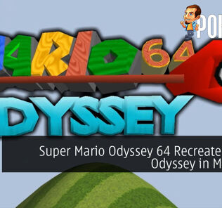 Super Mario Odyssey 64 Recreates Mario Odyssey in Mario 64 and It Looks Amazing