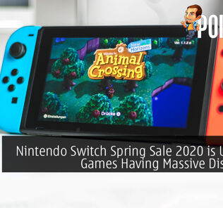 Nintendo Switch Spring Sale 2020 is Up with Games Having Massive Discounts