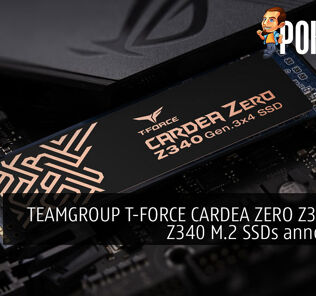 TEAMGROUP T-FORCE CARDEA ZERO Z330 and Z340 M.2 SSDs announced 18