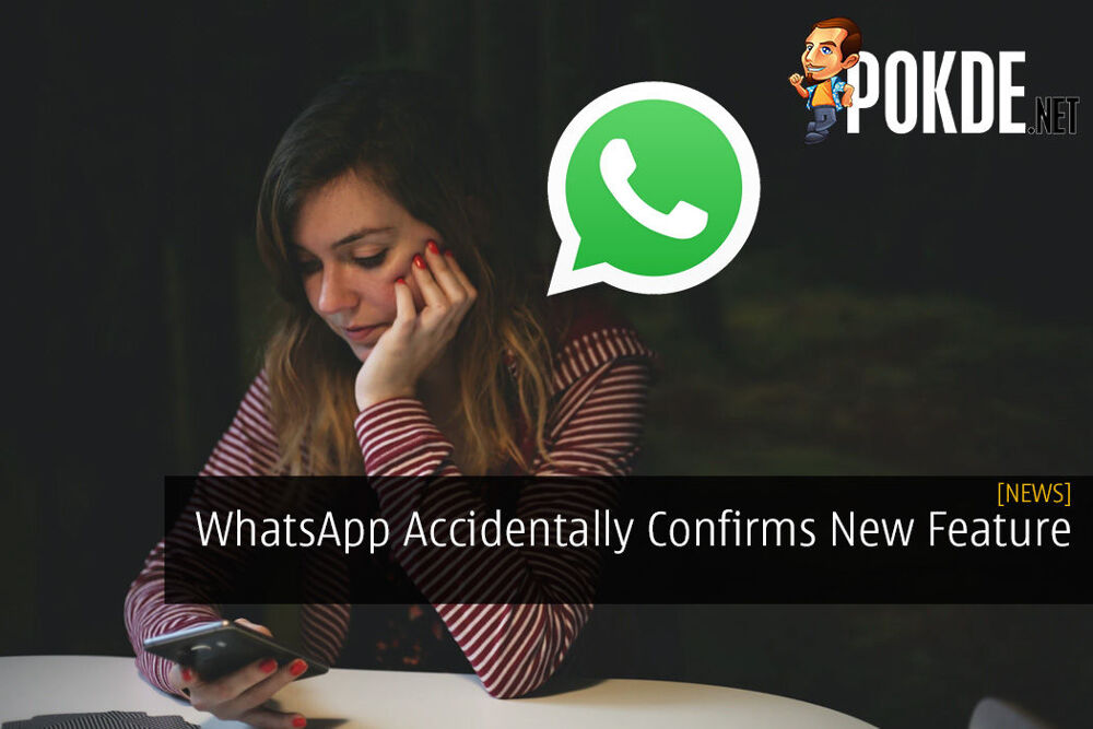 WhatsApp Accidentally Confirms New Feature with Forwarded Messages