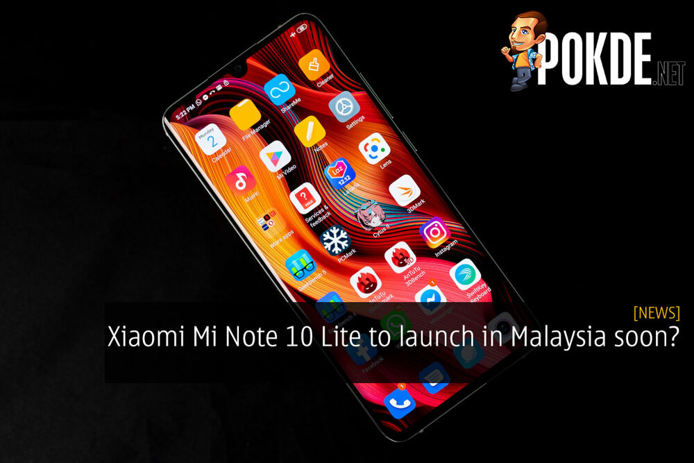 Xiaomi Mi Note 10 Lite to launch in Malaysia soon? 23