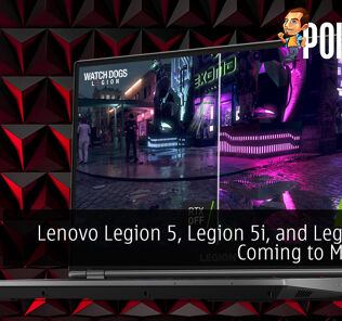 Lenovo Legion 5, Legion 5i, and Legion 5Pi Coming to Malaysia This June 2020