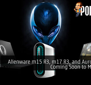 Alienware m15 R3, m17 R3, and Aurora R11 Coming Soon to Malaysia
