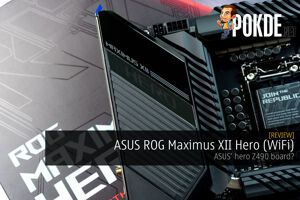 ASUS ROG Maximus XII Hero WiFi review cover