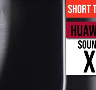Huawei Sound X Sound Demo Test - Experience the speaker Huawei co-engineer with Devialet 24