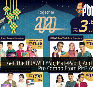 Get The HUAWEI Y6p, MatePad T, And Band 4 Pro Combo From RM3.69 A Day 36