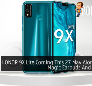 HONOR 9X Lite Coming This 27 May Along With Magic Earbuds And Scale 2 29