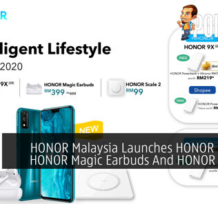 HONOR Malaysia Launches HONOR 9X Lite, HONOR Magic Earbuds And HONOR Scale 2 26