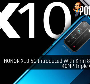 HONOR X10 5G Introduced With Kirin 820 And 40MP Triple Camera 32