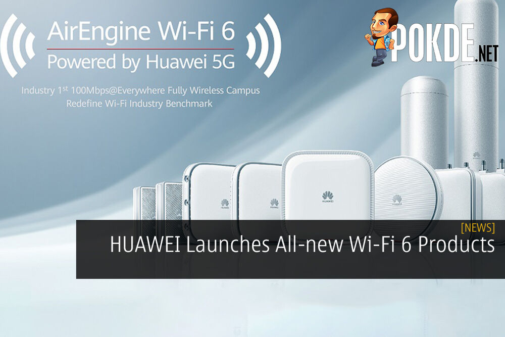 HUAWEI Launches All-new Wi-Fi 6 Products 20