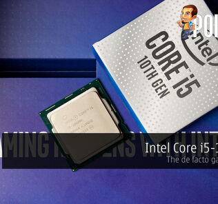 Intel Core i5-10600K Review — the de facto gaming CPU? 22