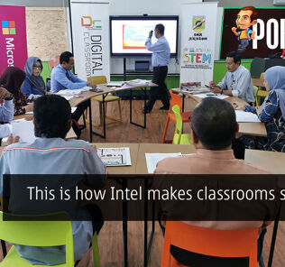 This is how Intel® makes classrooms smarter 31
