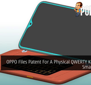 OPPO Files Patent For A Physical QWERTY Keyboard Smartphone 25