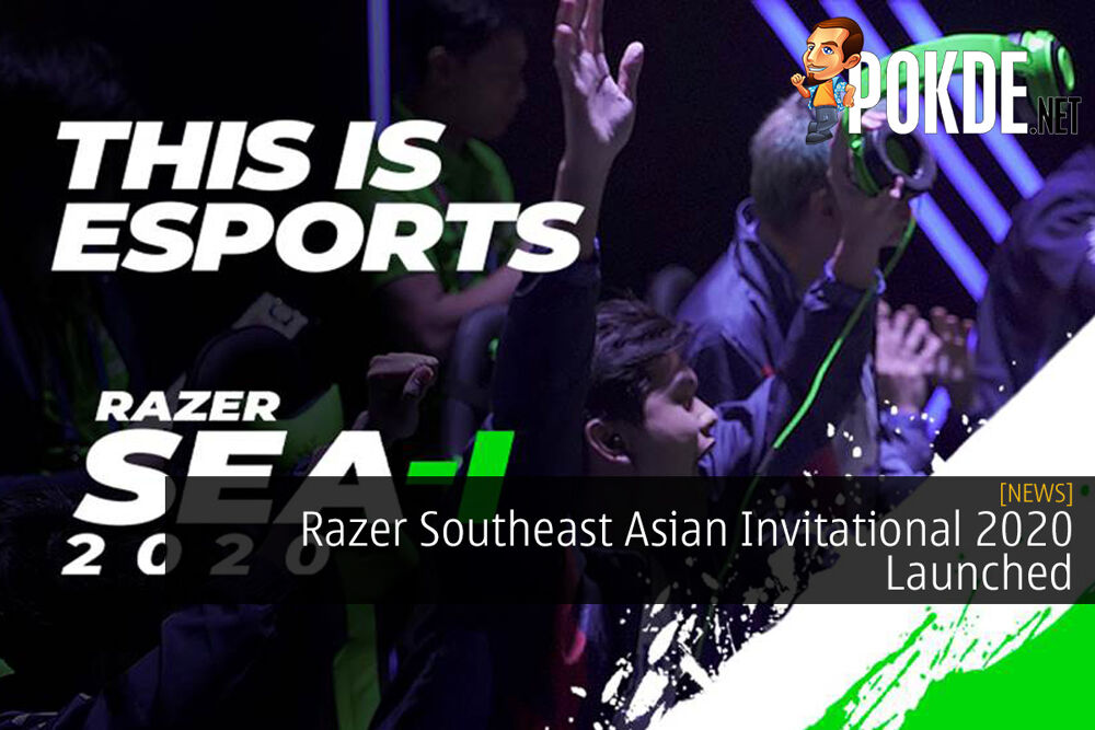 Razer Southeast Asian Invitational 2020 Launched 20