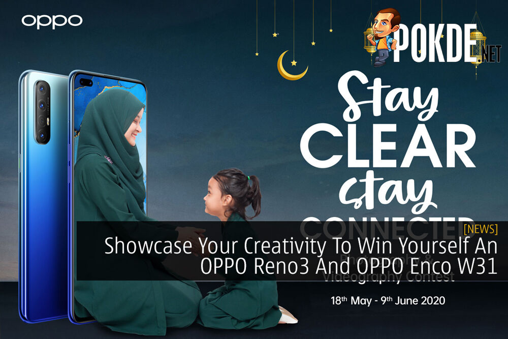Showcase Your Creativity To Win Yourself An OPPO Reno3 And OPPO Enco W31 25