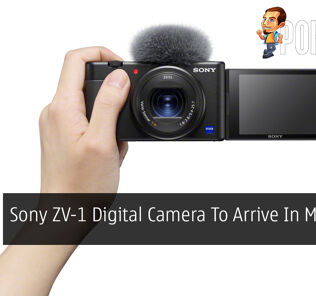 Sony ZV-1 Digital Camera To Arrive In Malaysia Soon 28