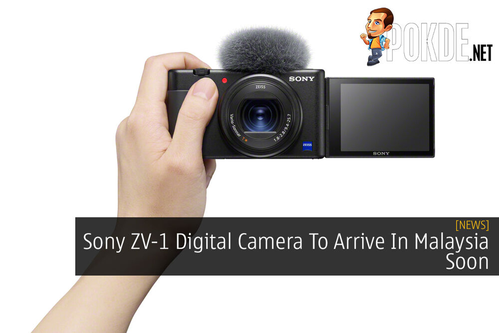 Sony ZV-1 Digital Camera To Arrive In Malaysia Soon 19