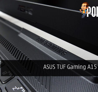 ASUS TUF Gaming A15 Review