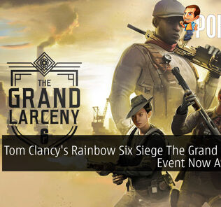 Tom Clancy's Rainbow Six Siege The Grand Larceny Event Now Available 34