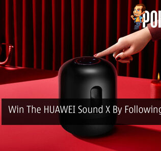 Win The HUAWEI Sound X By Following These Steps 25