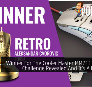 Winner For The Cooler Master MM711 Design Challenge Revealed And It's A Beauty! 28
