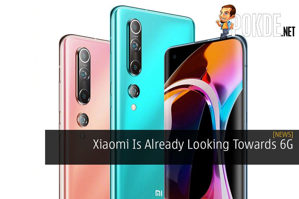 Xiaomi Is Already Looking Towards 6G 29